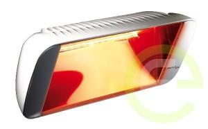 ecofort lampada infrarossi riscaldamento